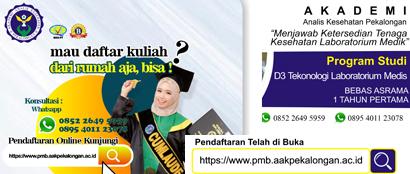 Penerimaan Mahaiswa baru TA 2021/2022 (2)